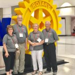 Rotary International Atlanta Convention